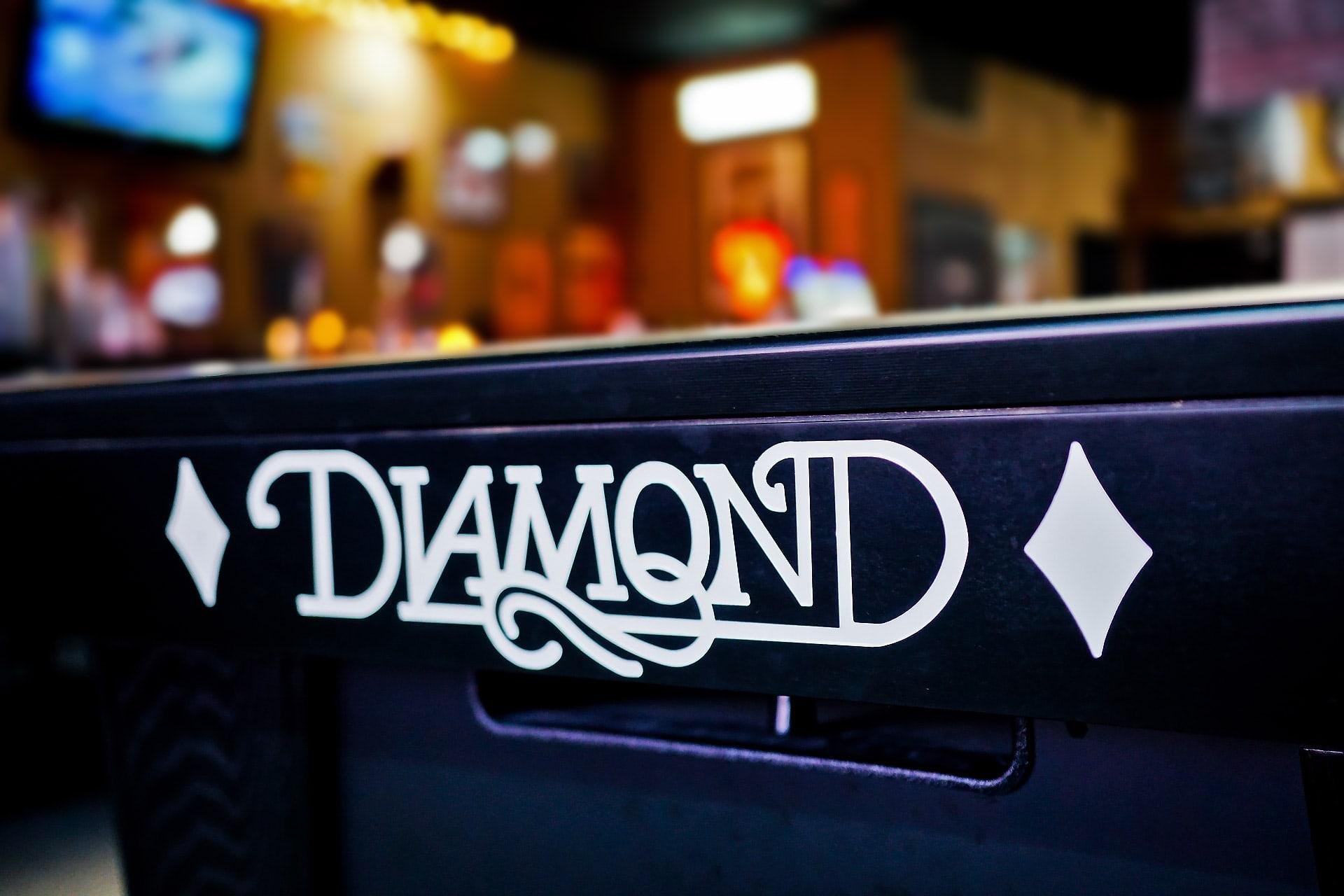 Poppa G's Billiards - Birmingham, Pelham - Diamond Pool Tables