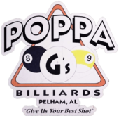 Poppa G's Billiards